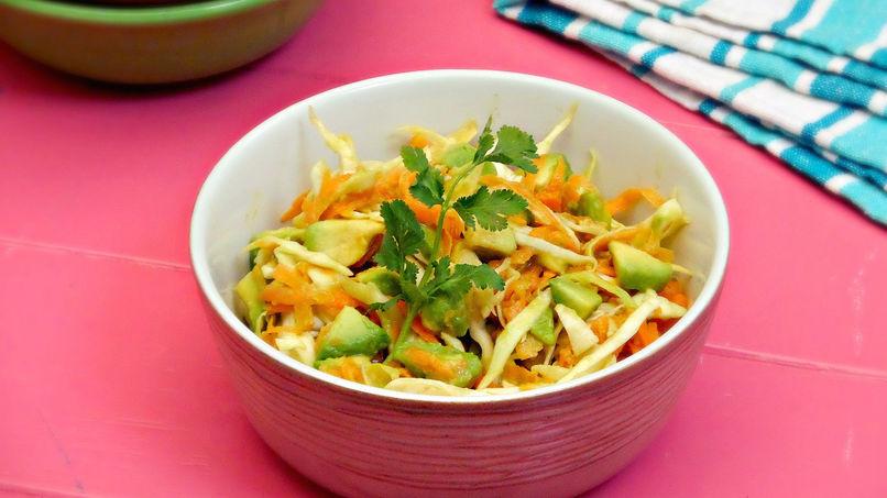 Puerto Rican Cabbage Salad