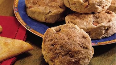 Apple-Cinnamon Scones