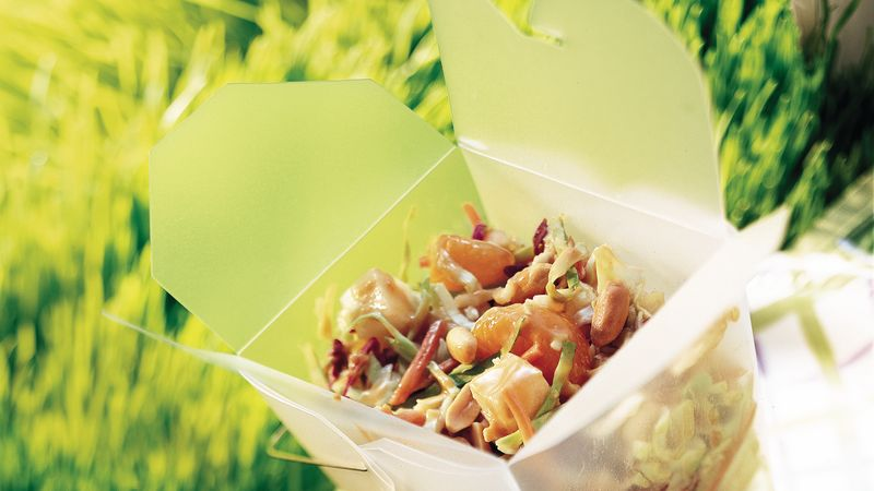 10-Minute Asian Coleslaw