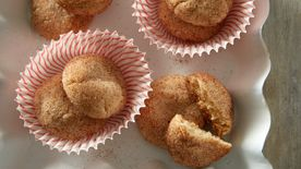 Easy Browned Butter Snickerdoodles