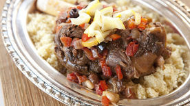 Slow-Cooker Moroccan Lamb