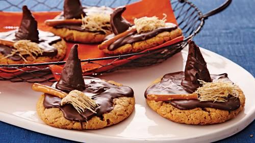 Melted Witch Cookies Recipe Bettycrockercom