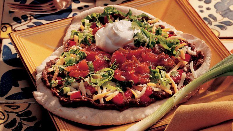 Mexican Pita Tostadas