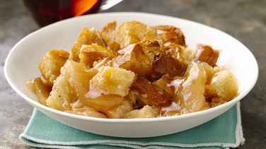 Apple Pie Breakfast Bake