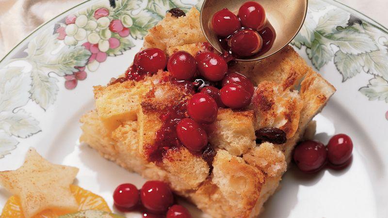 Brunch Bread Pudding