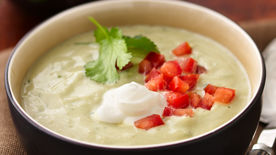 Cold Avocado Soup