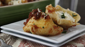 Simple Stuffed Shells