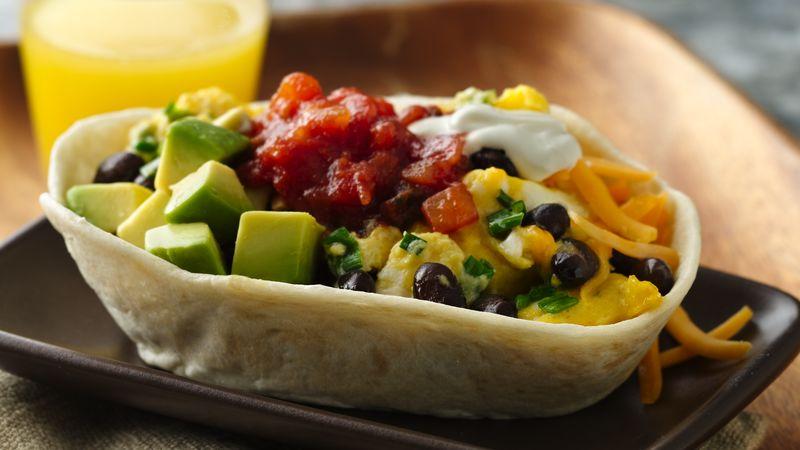 Stand 'N Stuff™ Breakfast Tacos