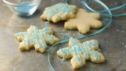 gluten free christmas sugar cookies - Classic Christmas Cookies