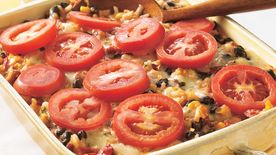 Chipotle Rice Casserole