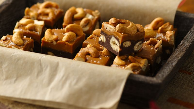 Cajeta Caramel Fudge