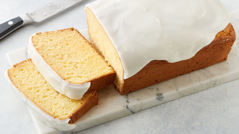 Copycat Starbucks™ Iced Lemon Loaf