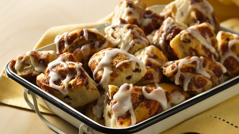 Easiest Ever Cinnamon Roll Bites Recipe Pillsbury Com