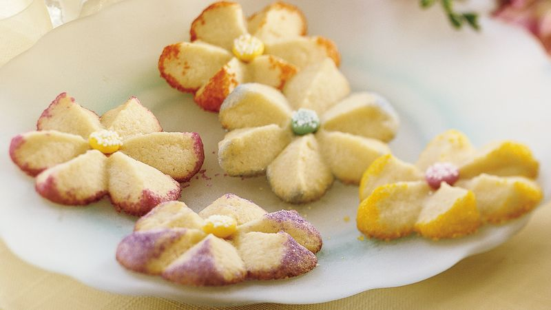 Sugar Cookie Blossoms