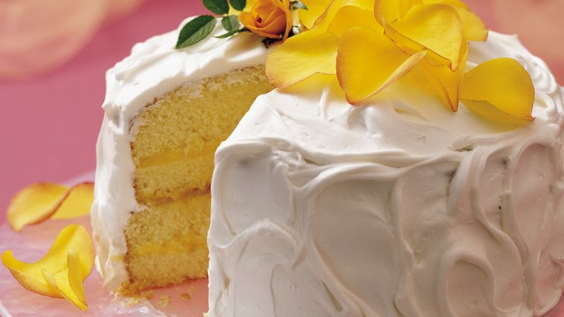 Lemon Orange Cake Recipe Bettycrocker Com