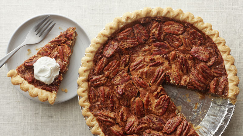 Easy Pecan Pie Recipe Pillsbury Com