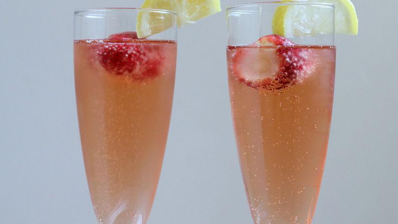 Mimosas de San Valentín