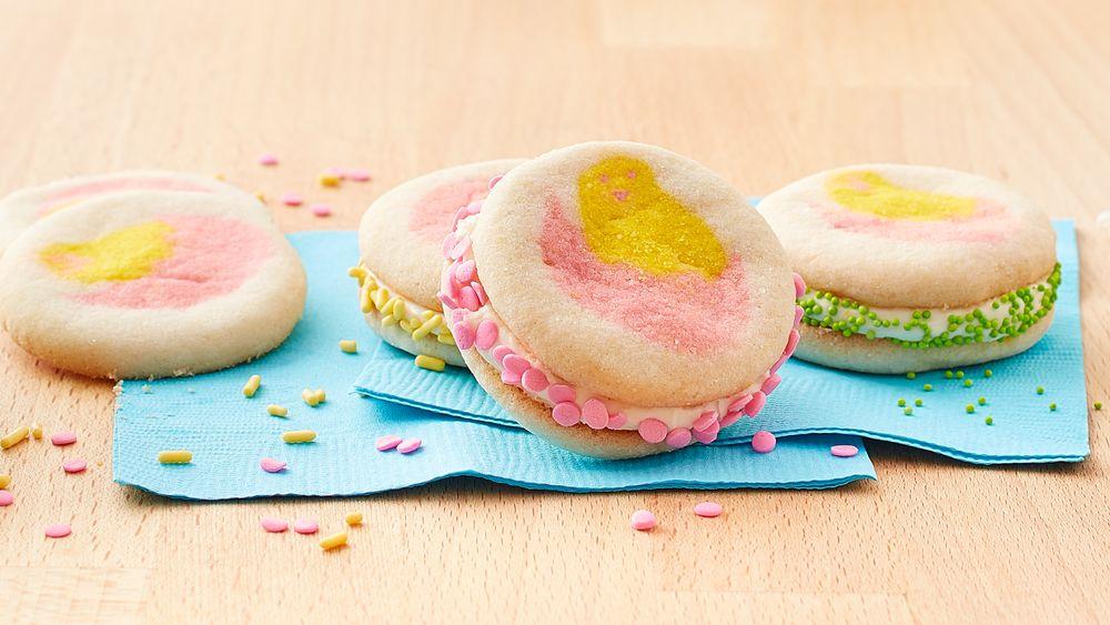 Chick Sandwich Cookies