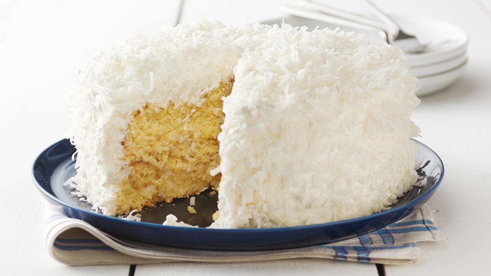 Pillsbury Spice Cake Recipe
