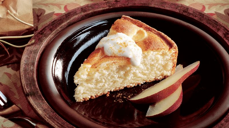 Pear Brunch Cake