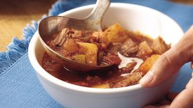 Slow-Cooker Chili Beef Stew