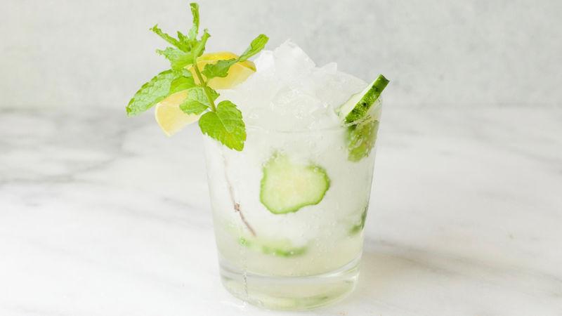 Cucumber Lime LaCroix™ Mojito
