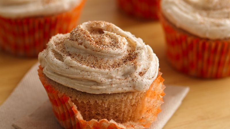 Snickerdoodle Cupcake Recipe From Cake Mix