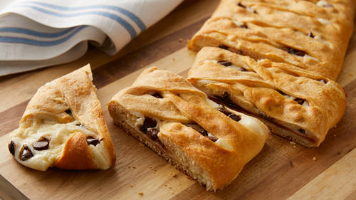 Chocolate Chip Danish