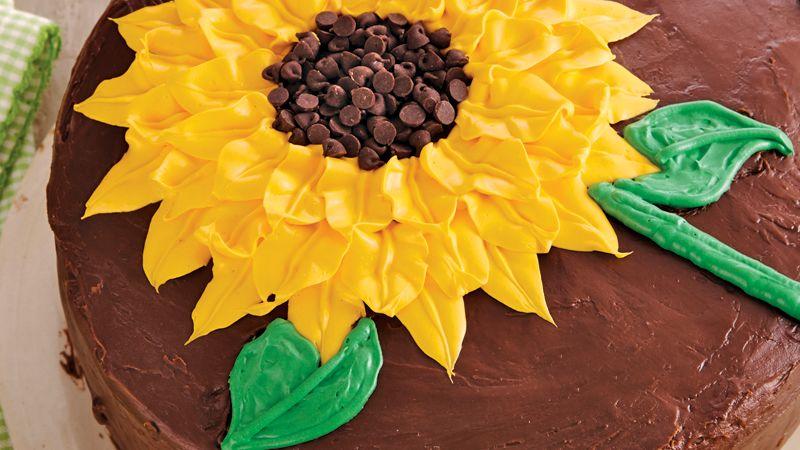 Sunflower Mills Gluten Free Chocolate Cake