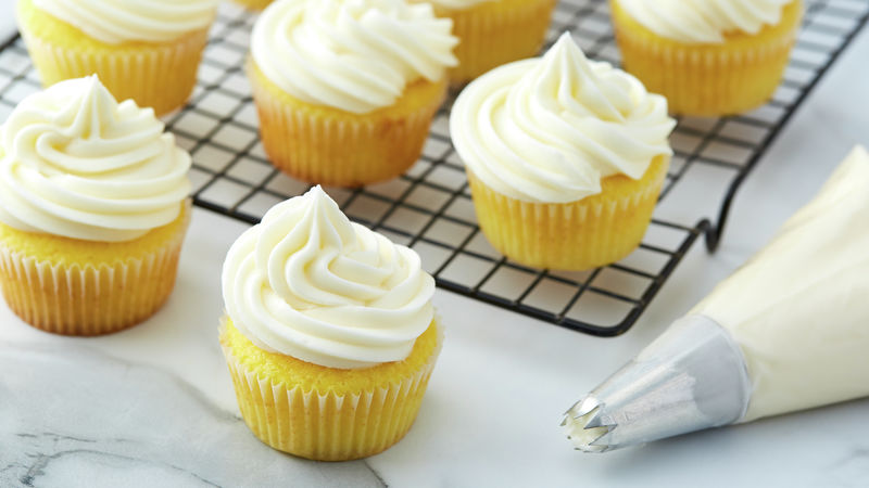 Our Best Buttercream Frosting