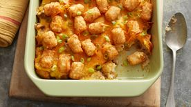 Green Chile Tater Tots™ Casserole