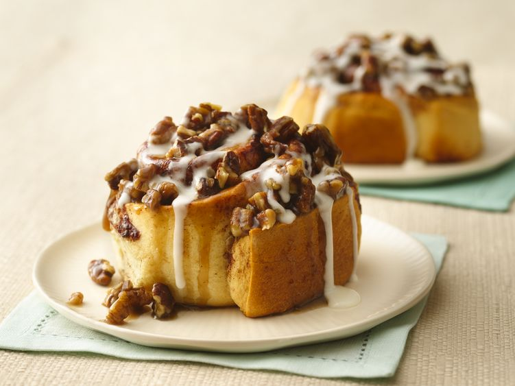 Caramel Pecan Buns Recipe From Pillsbury Com