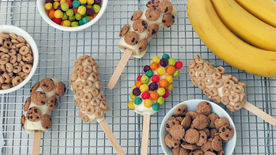 Breakfast Cereal Pops