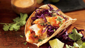 Baja Fish Soft Tacos
