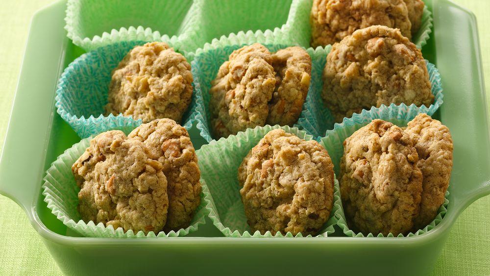 Butterscotch-Oatmeal Cookies