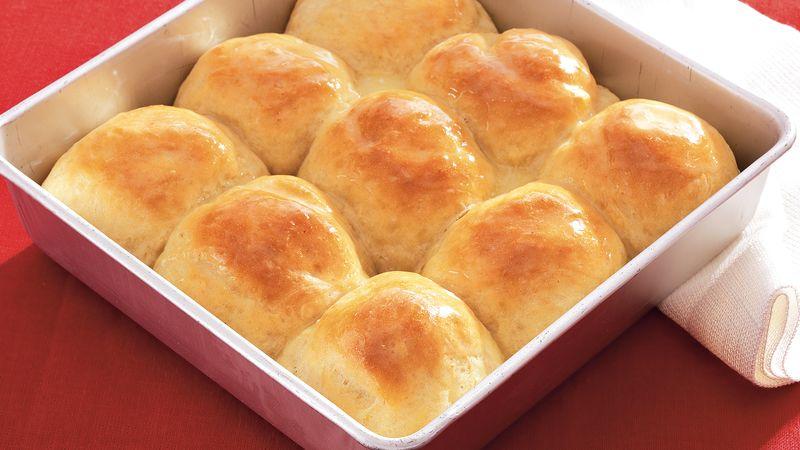 Simple Yeast Rolls