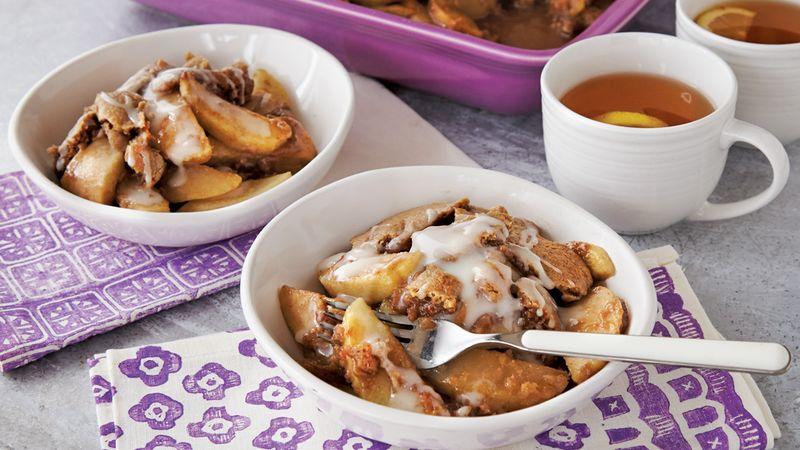 Apple Carrot Cake Cobbler Recipe Bettycrocker Com