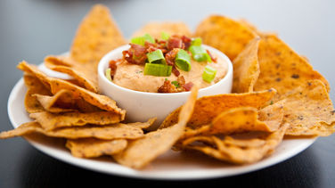 Creamy BBQ Bacon Cheese Dip