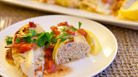Skinny Cabbage Rolls with Quinoa