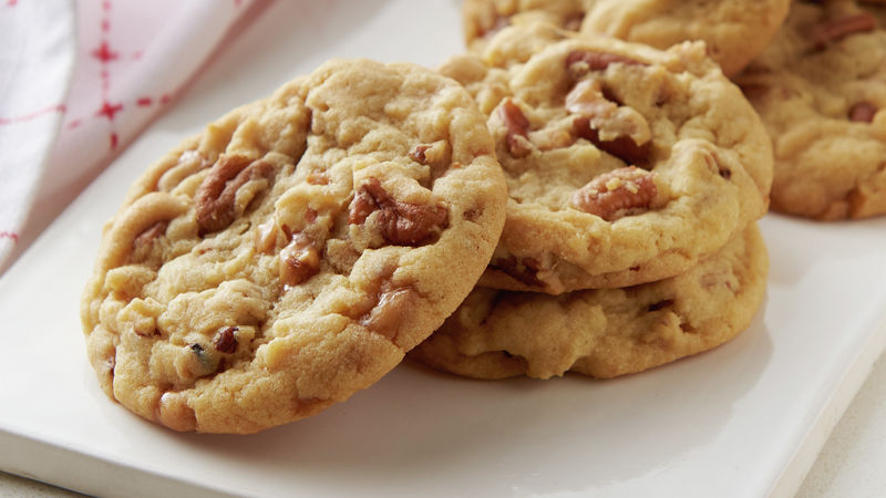 Butter-Pecan Pudding Cookies