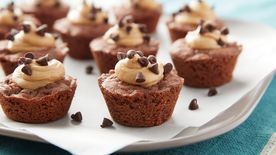 Chocolate-Peanut Butter Cookie Cups