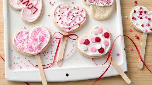 Pillsbury Shape Hearts Sugar Cookies Pillsbury Com