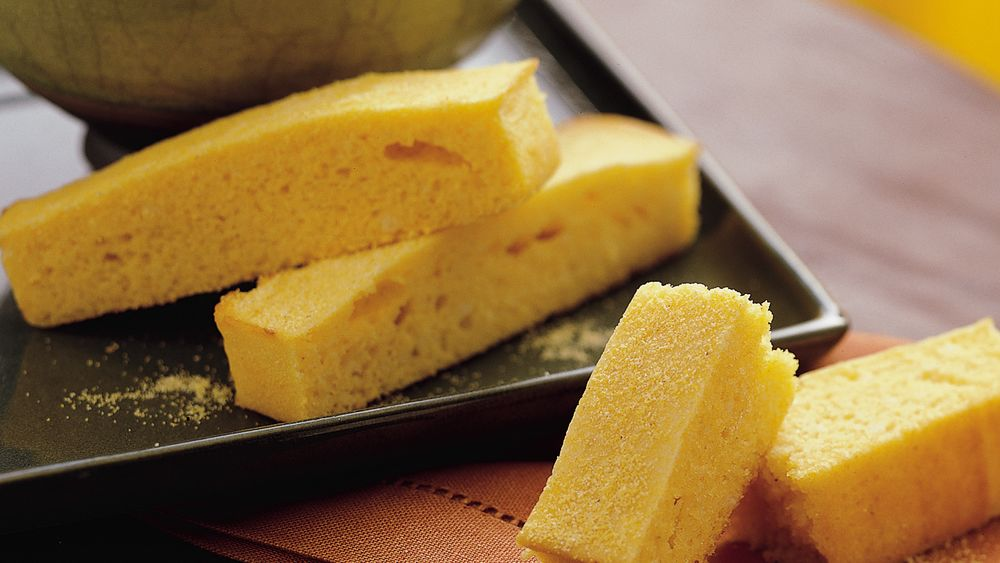 Quick Corn Bread Sticks