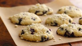 Blueberry Muffin Tops