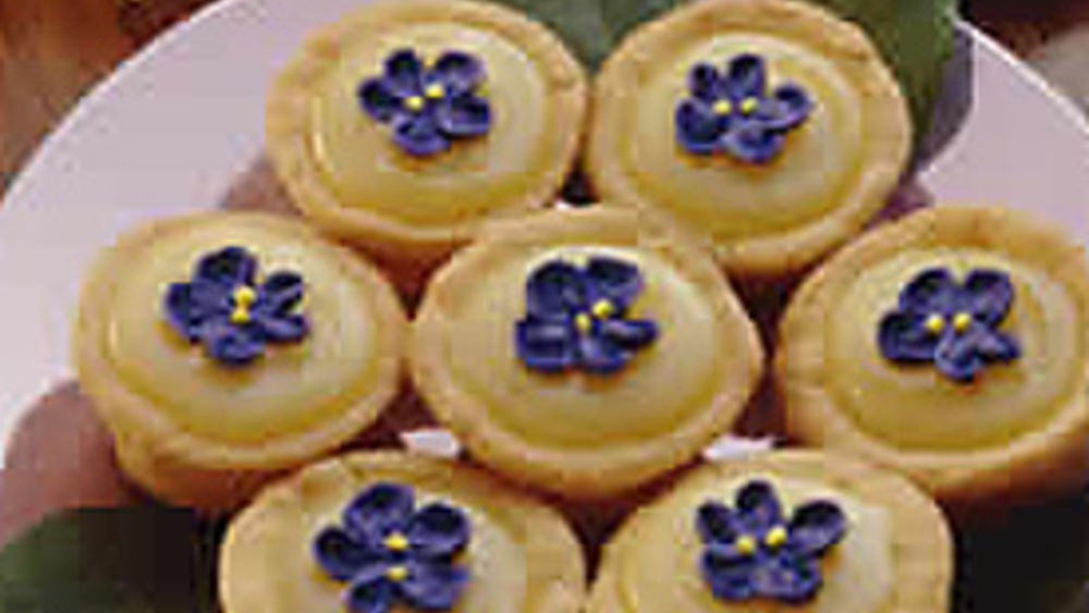 Lemon Tarts