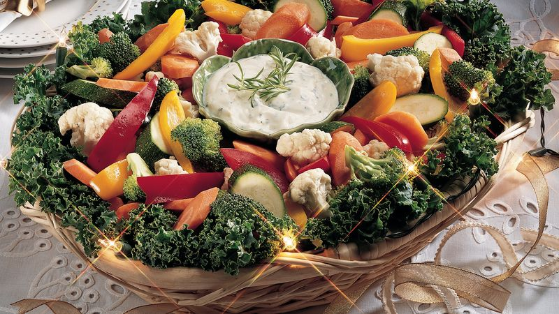 Vegetable Buffet Platter