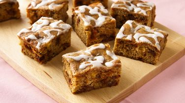 Apple-Cinnamon Bars