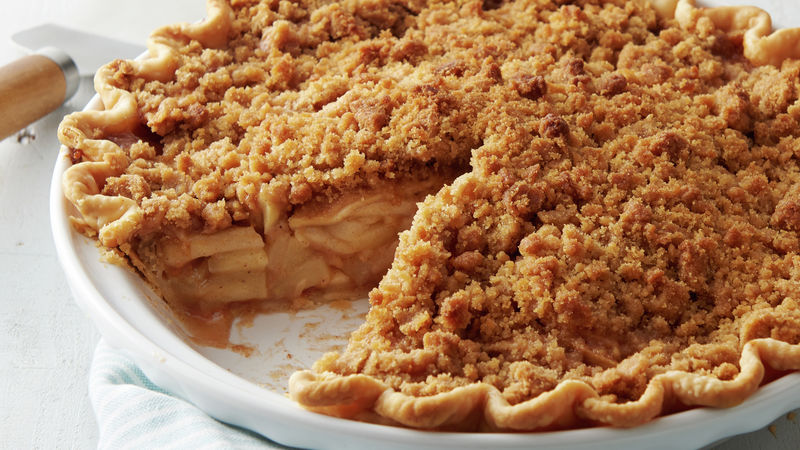 Dutch Apple Pie Recipe Pillsbury Com