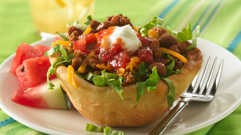 Grands!® Biscuit Taco Cups