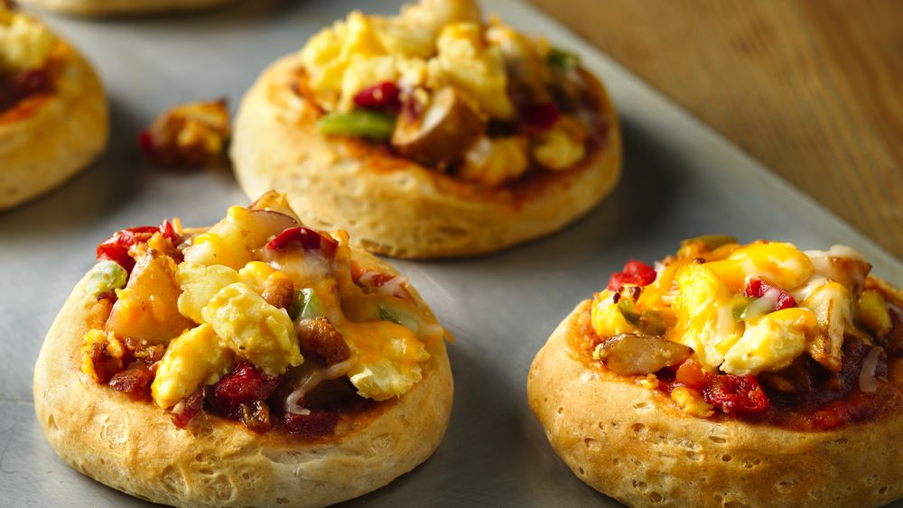 Grands!® Tex-Mex Breakfast Pizzas